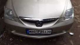 Honda city in excellent condition.