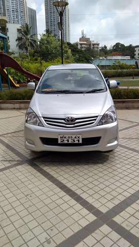 Toyota Innova VIP number Best condition