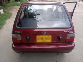 Mehran 2012 Model Chill Ac Working Only Petrol