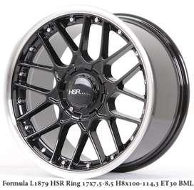 Velg FORMULA L1879 HSR R17X75/85 H8X100-114,3 ET30 BML