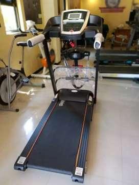Treadmill i5 fitur lengkap dan stylish siap antar gratis