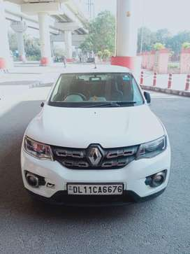 Renault KWID 1.0 RXL, 2016, CNG & Hybrids