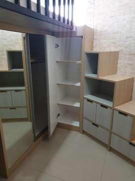 Sahid Sudirman Residence 2 br 60 m2