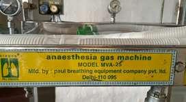 Anaesthesia machine for hospital