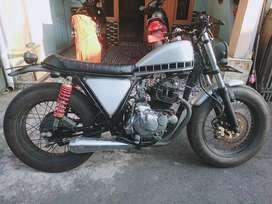 Dijual Sepeda Motor Japstyle Kawasaki Binter Merzy KZ200