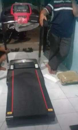 Treadmill elektrik bigfam ajojing pesantren