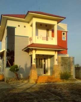 Dijual Rumah Minimalis dan Tanah Sertifikat Hak Milik di Kuala Kapuas