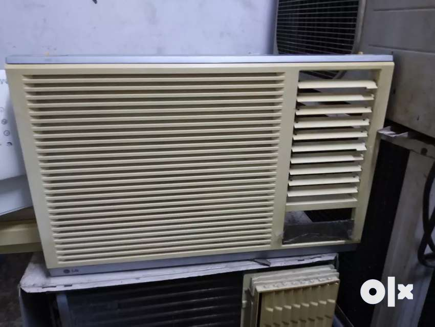 Lg 1.5 ton window very good condition company gas loded 0