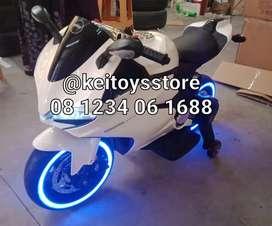 Mainan anak Sepeda Motor Aki