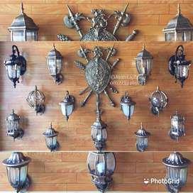 Lampu hias dinding tempel klasik munimalis eropa dekorasi lampu tempel