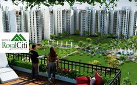 3 BHK flat for rent at Motiaz Royal City with Ac