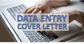 Part time Data entry operator