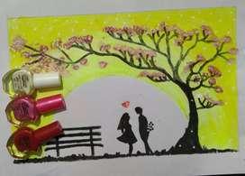 When hearts meet...love blooms...