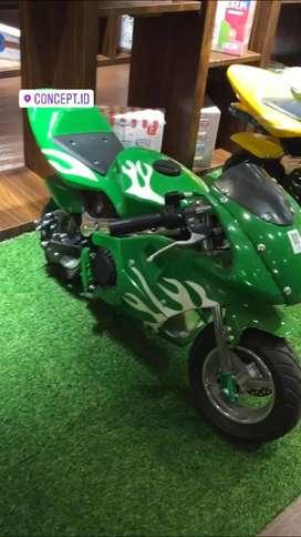 Motor Mini GP Termurah pocket bike 49cc