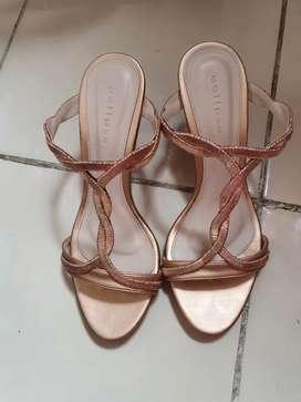 Sandal heels 5cm