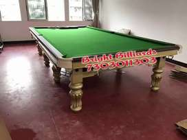 Standard size Billiards table 6x12