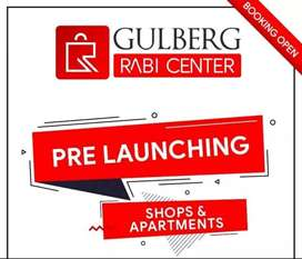 GULBERG RABI CENTER ISLAMABAD SHOPS & APARTMENTS FOR SALE