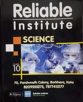 10TH CBSE (SCIENCE) TOGETHER WITH BOOKLET