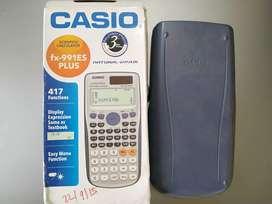 Two casio calculatores for sale