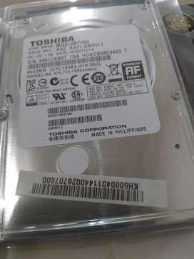 Harddisk Laptop Toshiba 500GB