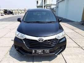 Toyota Grand Avanza E Manual 2018/17,km 4 rb