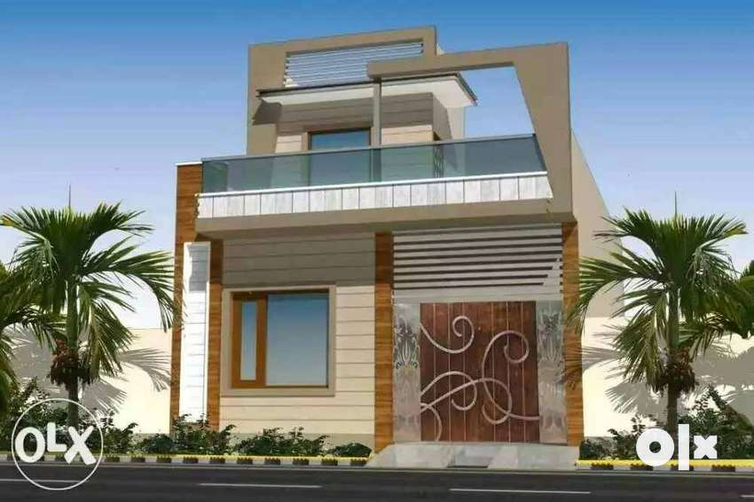2 bhk 2 bathrooms, drawing room, lobby , kitchen 0