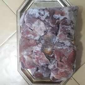 Frozen jeroan bebek  (3kg @ ampela, ati & usus)
