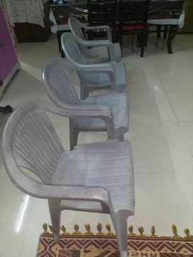 Italica Plastic Chairs