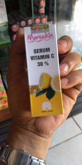 MoreSkin Serum VIT C30 Original NASA