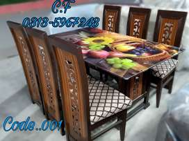 Shesham Wood Dining Table Sets..