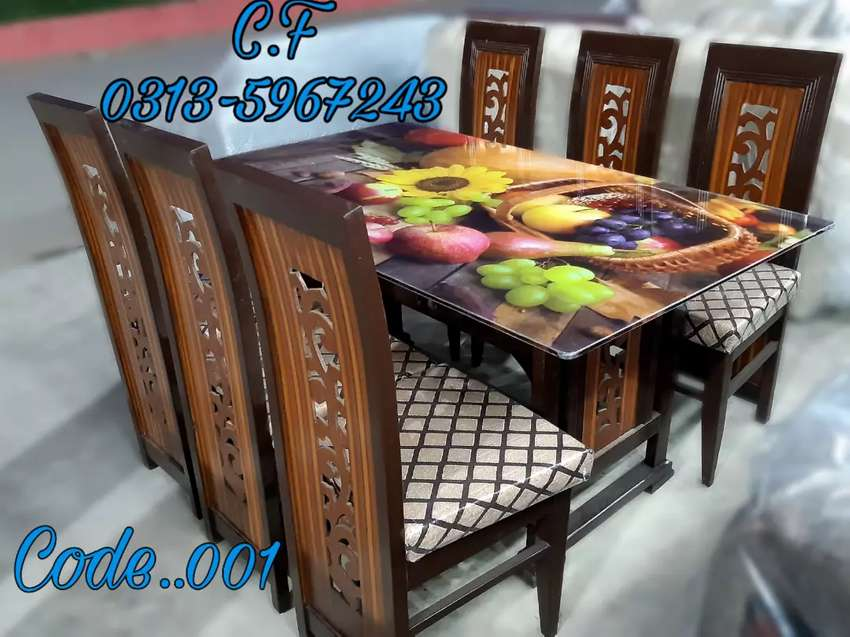 Shesham Wood Dining Table Sets.. 0