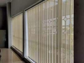 Vertikal blind seri-0278 lebih minimalis