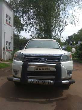 Ford Endeavour 2010 Diesel 56000 Km Driven