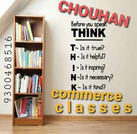 Chouhan Commerce Classes