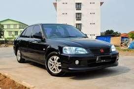 Cari Honda City Z 1.5 MT 2002 Biru Metalik