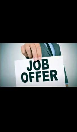Job available for matric pass male and female