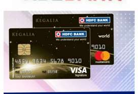 Hdfc and rbl credit card