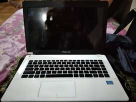 Laptop Asus Core I3 ram 4gbx451