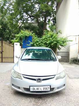 Civic automatic transmission petrol
