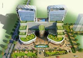 BUY COMMERCIAL SPACE IN ZIRAKPUR/PAY JUST 10% BOOKING ONLY.