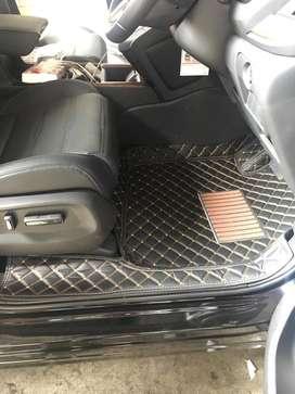 Karpet Mobil Premium 7D CRV 2008-2021 Fullset