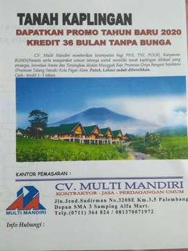 Dijual Kaplingan Siap Bangun Bisa Diangsur 36 Bulan TANPA BUNGA