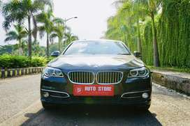 BMW 5 Series 520d Luxury Line, 2016, Diesel