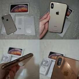 Iphone xs max dual sim 256Gb - garansi inter sampai des 2019