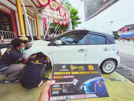 Pasang BALANCE DAMPER Segera! Jadikan Kaki2 Mobil Soft & Anti Gruduk2