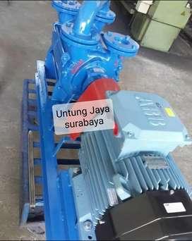dinamo / electromotor + pompa multistage / vacum pump.