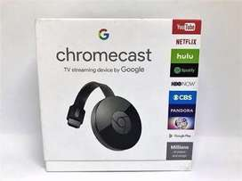 Chormecast for make smart tv