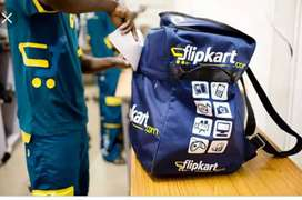 Urgently requirement for Flipkart Delivery executive  Gazole