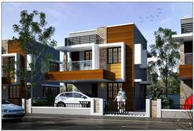 Quality modern home @ Shornur | 30.90 L Onwards