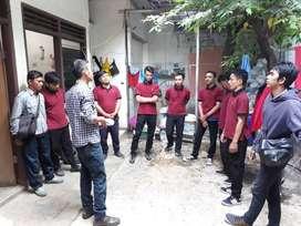 Cleaner Event JCC BESOK